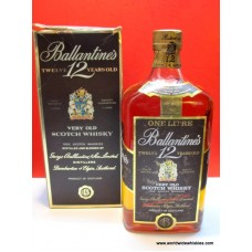 Ballantine's 12 Year Very Old Scotch Whisky