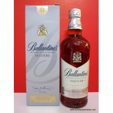 Ballantine's MASTER'S Whisky 700ml Boxed