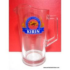 Kirin Glass Beer Pitcher #2