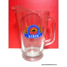 Kirin Glass Beer Pitcher #1
