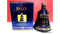Bell's PRINCE of WALES 50th Decanter RARE Boxed
