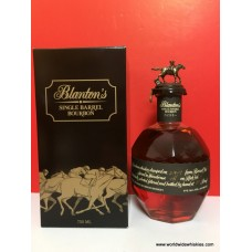 Blantons 2017 Black Single Barrel Whiskey 40% 750ml