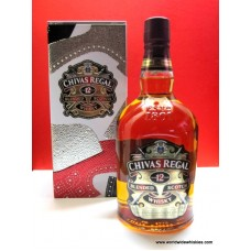 Chivas Regal 12 Year Tim Little Design Box