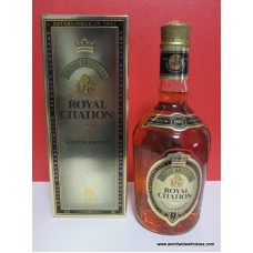 Chivas ROYAL CITATION Boxed