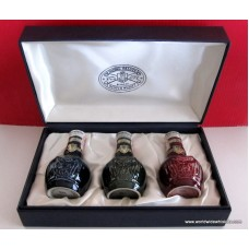 Chivas Royal Salute 21 Year Mini Set Boxed