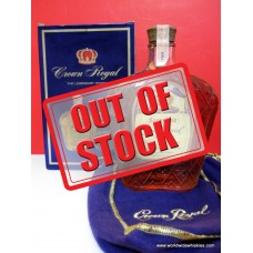 Crown Royal 1969 Canadian Whisky 750ml Boxed