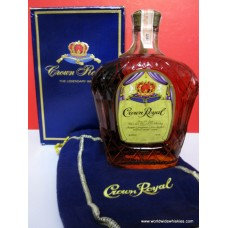 Crown Royal 1971 Canadian Whisky Boxed