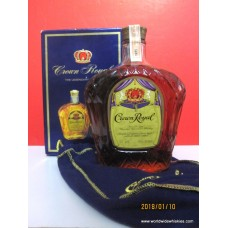 Crown Royal 1971 Canadian Whisky 750ml Boxed