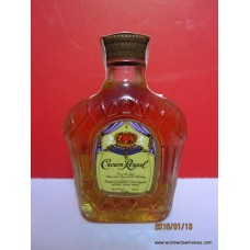 Crown Royal 1970 Canadian Whisky 50ml miniature