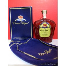 Crown Royal 1973 Canadian Whisky 710ml Boxed
