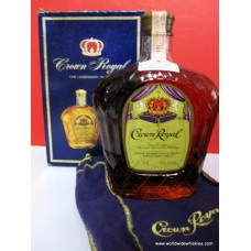 Crown Royal 1973 Canadian Whisky 750ml Boxed