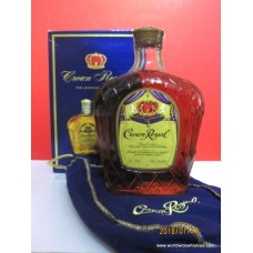 Crown Royal 1974 Canadian Whisky 750ml Boxed