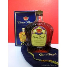 Crown Royal 1977 Canadian Whisky 750ml Boxed