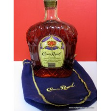 Crown Royal 1979 Canadian Whisky 1.14 Liter