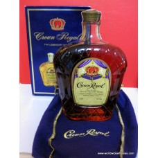 Crown Royal 1979 Canadian Whisky HKDNP 1000ml Boxed