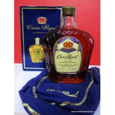 Crown Royal 1980 Canadian Whisky 750ml Boxed
