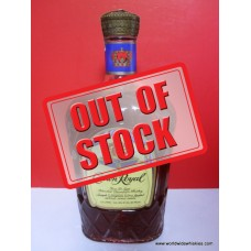 Crown Royal 1981 Canadian Whisky 1750ml