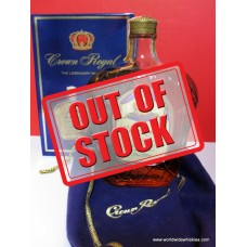 Crown Royal 1982 Canadian Whisky 1000ml Boxed