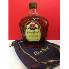 Crown Royal 1982 Canadian Whisky JPN Text 750ml