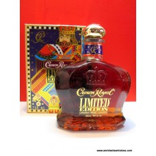Crown Royal LIMITED EDITION 1977 Canadian Whisky Boxed