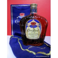Crown Royal N.A.S Canadian Whisky Japan Text Boxed