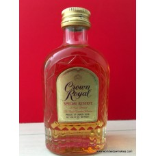 Crown Royal Special Reserve 80 Proof Canadian Whisky 50ml Miniature