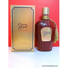 Crown Royal Special Reserve Canadian Whisky Boxed