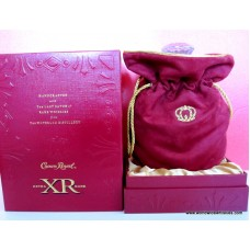 Crown Royal XR Extra Rare Canadian Whisky Boxed