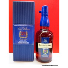 Evan Williams Blue Label 23 Year 107 Proof 53.5% Kentucky Whiskey