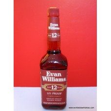 Evan Williams Red Label 101 Proof 50.5% Kentucky Whiskey