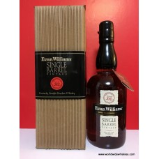 Evan Williams Single Barrel Vintage 2002 Boxed 750ml