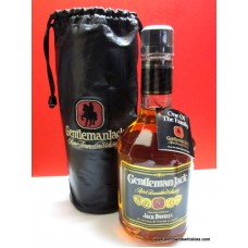 Jack Daniels Gentleman Jack 3rd Generation Whiskey Pouch Bagged
