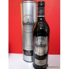 Glenfiddich CAORAN 12 Year Whisky 1000ml Boxed