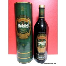 Glenfiddich CASK STRENGTH 15 Year Whisky 1000ml
