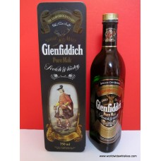 Glenfiddich Clan Kennedy Tin Box 750ml