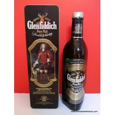 Glenfiddich Clan Sutherland Tin Box 750ml