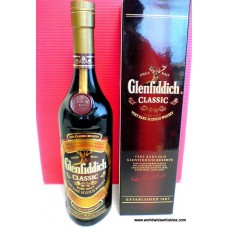 Glenfiddich Classic Whisky Boxed