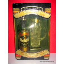 Glenfiddich CRYSTAL GLASS Whisky Gift Box