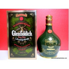 Glenfiddich 18 Year Green Spode Whisky 750ml