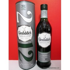 Glenfiddich 12 Year MILLENNIUM 2000-1012  Whisky 700ml