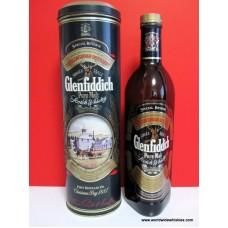 Glenfiddich Pure Malt Tube Box 750ml