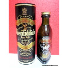 Glenfiddich Pure Malt Miniature 43%