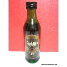 Glenfiddich 12 Single Malt 50ml #3