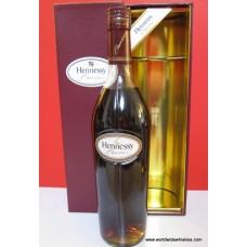 Hennessy Cuvee Superieure Cognac Coffin Boxed