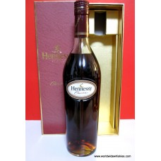 Hennessy Cuvee Superieure Cognac Coffin Boxed B