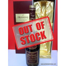 Hennessy Cuvee Superieure Cognac Plastic Boxed
