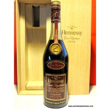 Hennessy Cuvee Superieure Cognac Faux Wood Boxed