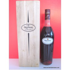 Hennessy Cuvee Cognac Wood Boxed