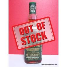 Jack Daniels Green Label Paper Seal 750ml