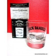 Jack Daniels MELLOWED Whiskey Glass